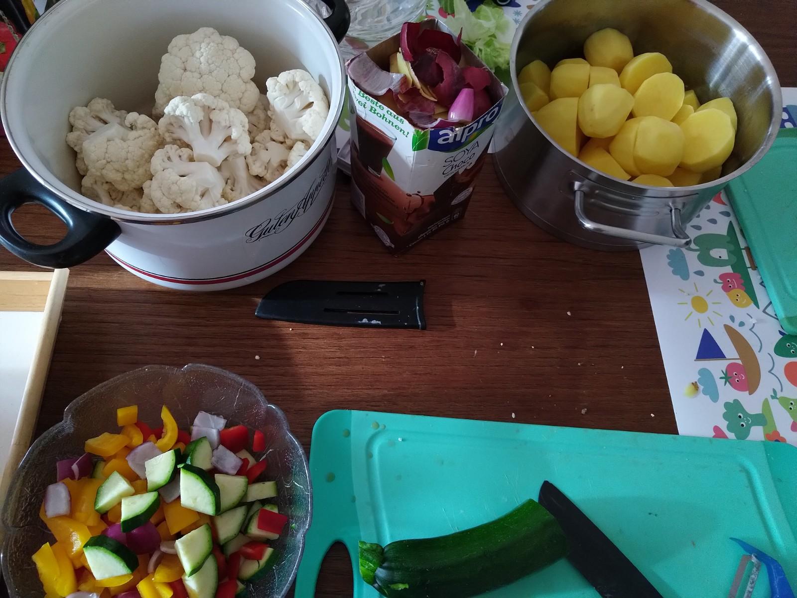 Veganer Super Protein Smoothie 1