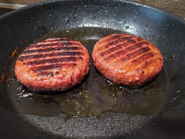 Der ultimative vegane Burger Test - Teil IV: Vemondo Vegane Burger von Lidl