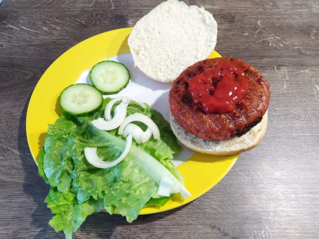 Vemondo vegane Burger