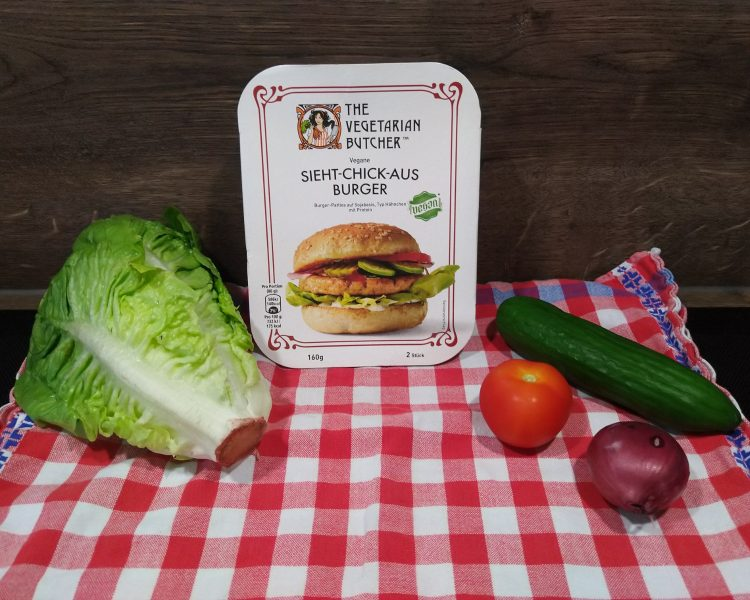 Vegane Burger Test The vegetarian Butcher